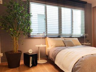 (有)ハートランド Small bedroom Wood Green