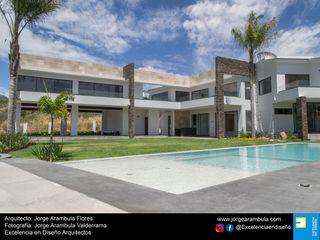 Residencia Copal Excelencia en Diseño Casas unifamiliares
