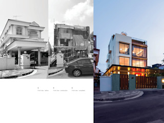 RSDS Architects Rumah Modern