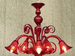 MT ILLUMINAZIONE SRL BedroomLighting Red