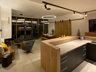 Skapetze Lichtmacher KitchenLighting Aluminium/Zinc Black