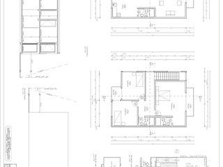 Arquitecto Región de Valparaíso Industrial style bedroom