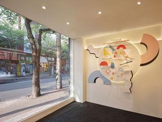 원더러스트 现代客厅設計點子、靈感 & 圖片