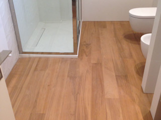 Realizzazione abitazione privata Quaranta Ceramiche Srl Bagno moderno