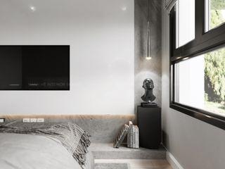 MẪU NỘI THẤT CĂN HỘ EMERALD CELADON CITY 71M2 - 2PN (TYPE D1) Công ty Cổ Phần Nội Thất Mạnh Hệ Phòng ngủ nhỏ