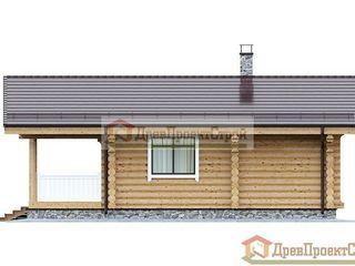 ПСК Древпроектстрой Wooden houses Wood Wood effect