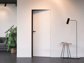 InPortas Corridor, hallway & stairs Accessories & decoration Brown