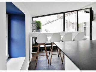 Heerwagen Design Consulting ห้องทานข้าว