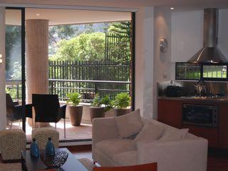 BSArquitectos Modern Living Room