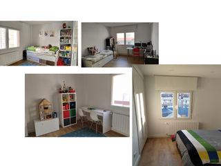 Universal Group Small bedroom Білий