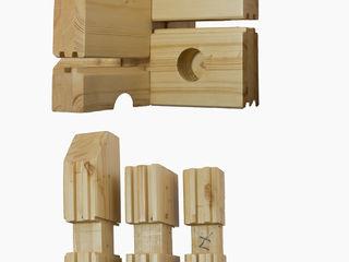 Çağlar Wood House Полы Дерево Эффект древесины