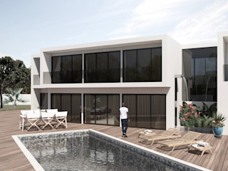 Nuno Ladeiro, Arquitetura e Design Einfamilienhaus