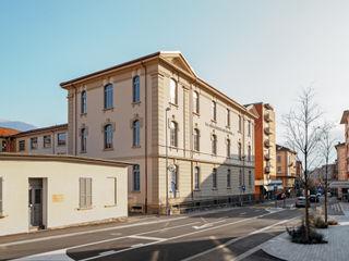 Office Design, Lugano MD Creative Lab - Architettura & Design Case in stile industriale