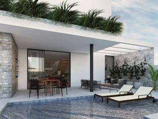 ZOMA Arquitetura Casas unifamilares