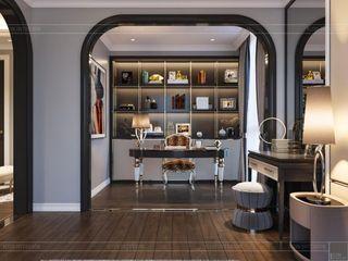 OPAL SAIGON PEARL - 2 Thiết kế nội thất ICONINTERIOR Hầm rượu phong cách hiện đại