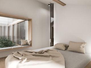 S.N.O.W. Planungs und Projektmanagement GmbH Modern style bedroom