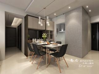 櫻花孩子王 木博士團隊/動念室內設計制作 餐廳