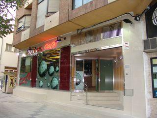 Proyecto de Actividad y Reforma de Cafeteria Restaurante ESTUDIO FRANCIA INTERIORISMO Bares y clubs de estilo moderno