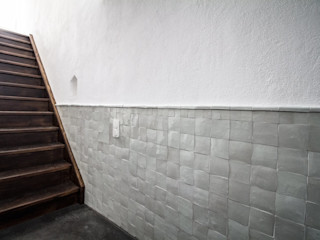 Haus F, Sanierung Fiedler + Partner Treppe