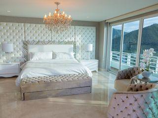 Monica Saravia Moderne slaapkamers