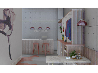 ROMMArquitectos Commercial Spaces