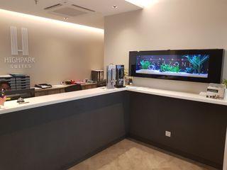 Gamuda - HighPark Suites Seazone Office buildings