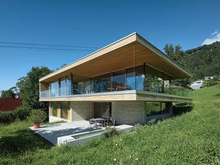 Dietrich | Untertrifaller Architekten ZT GmbH Maison individuelle