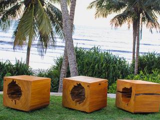 Camacã Design em Madeira Garden Furniture Solid Wood