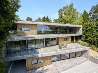 Folding House AR Design Studio Single family home