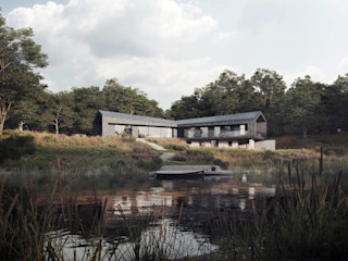 Kite House AR Design Studio Single family home