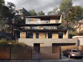 Hove House AR Design Studio Single family home