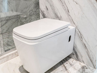 COVAM BathroomFittings Keramik White