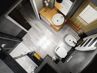 Fanchini Roberto architetto - Archifaro Ванна кімната