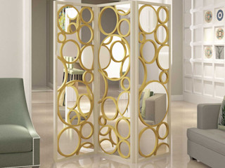 Intense mobiliário e interiores CasaDivisori & Paraventi