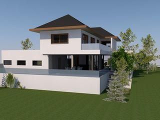 Sociedad Comercial & Ingeniería ING Spa. Modern Houses