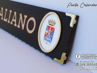INCORNICIARE SalonAkcesoria i dekoracje Lite drewno Brązowy
