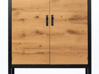 The Secret Bar Cabinet Minimal Studio ComedorVitrinas y aparadores