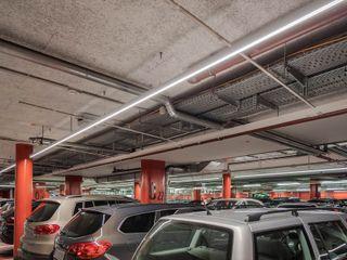 Parkgarage Bilton International GmbH Industriale Häuser