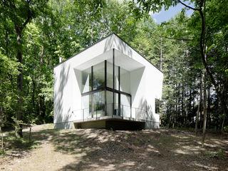 064御代田Nさんの家 atelier137 ARCHITECTURAL DESIGN OFFICE 別荘 白色