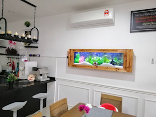 Wooden Frame - Residential Seazone Dining roomAccessories & decoration