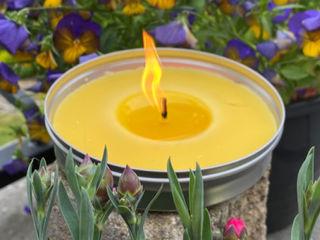 Outdoor & Garden Candles, Flares & Bamboo Tiki Torches The London Candle Company Balconies, verandas & terraces Lighting