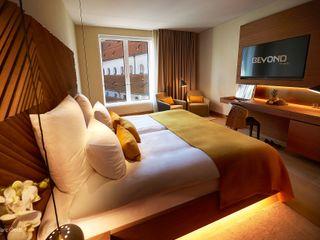 Beyond Hotel in München Bilton International GmbH Ausgefallene Hotels