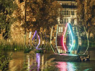 Licht Anemone Bilton International GmbH Pool