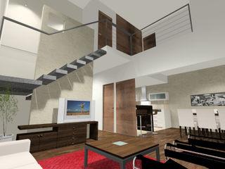 laura zilinski arquitecta Modern living room