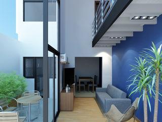 laura zilinski arquitecta Modern conservatory