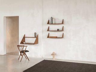 Caltha Design Agency Study/officeCupboards & shelving