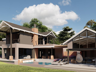 FRANCOIS MARAIS ARCHITECTS Nhà