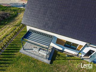 Lenta Balkon, Beranda & Teras Minimalis