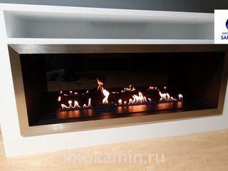 Биокамины SappFire Sala de estarTV e mobiliário MDF