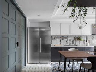 淬鍊 - 2樓 禾廊室內設計 廚房